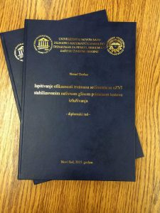 Štampa sertifikata